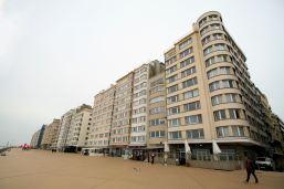 Ostenda - zabudowa