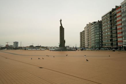 Ostenda - Zeeliedenmonument
