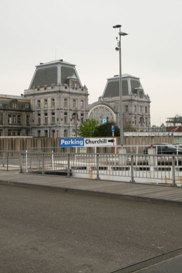 Ostenda - Dworzec Kolejowy