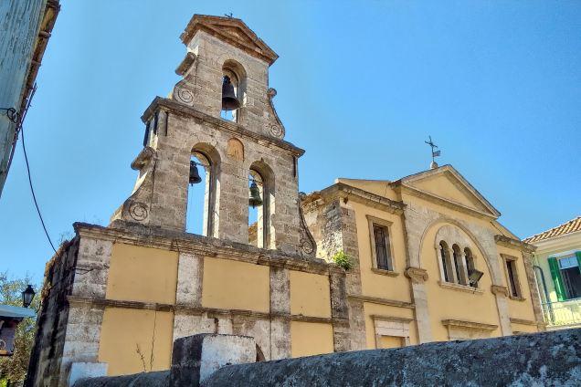 Kościół Panagia Ton Isodion