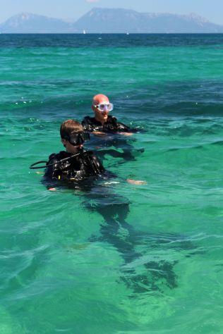 Nikiana nurkowanie - Lefkas Diving Center