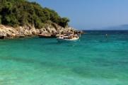 Południowe wybrzeże - plaża Afteli