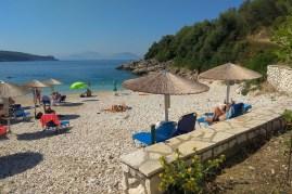Południowe wybrzeże - plaża Ammousa