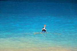 Plaże zachodnie - Beach Megali Petra