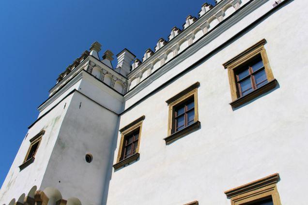 Kasztel w Szymbarku