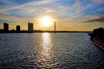 Rzeka Dźwina