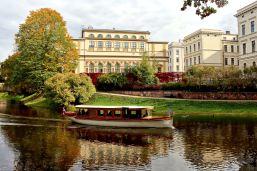 Centrum Rygi - Park Kronvalda