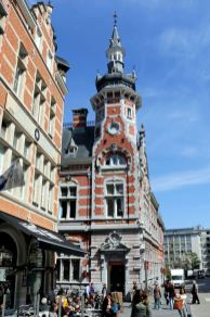 Uliczki Leuven