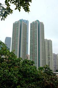Hongkong- Tai Tam - początek szlaku