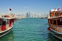 Doha - Dhow Harbour