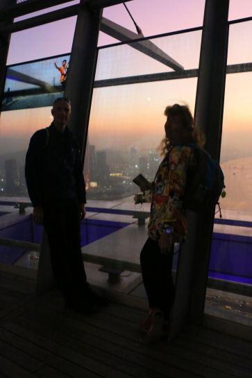 Macau Tower - POZIOM 61