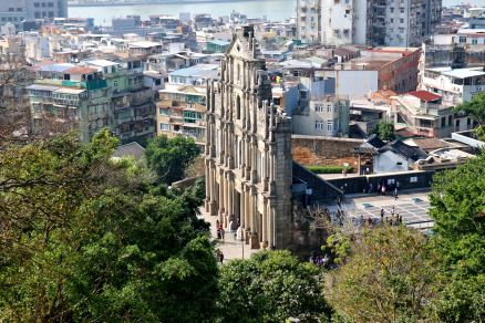 Stare Miasto Makau