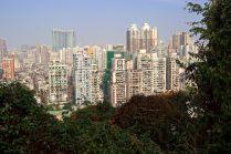 Panorama ze Wzgórza Guia