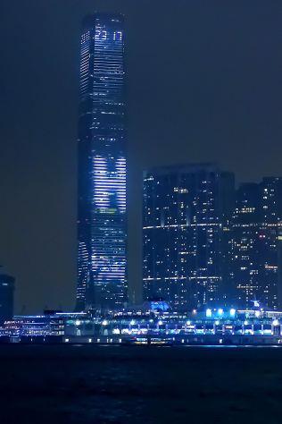 Sky 100 Hong Kong Observation Deck
