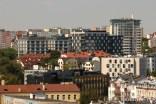 Lublin z wieży zamkowej