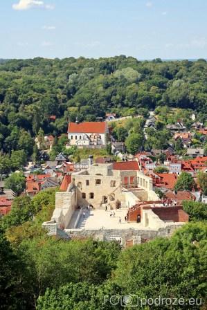 Zamek Górny - baszta