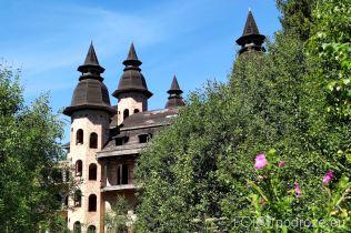 Zamek Łapalice - rok 2021