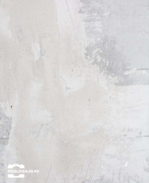 PAINTED WHITE WALL