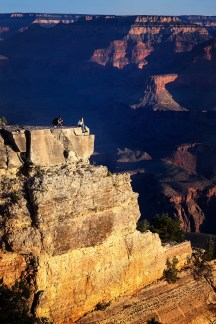 """""""Tired of Life"""" am Grand Canyon ..."""