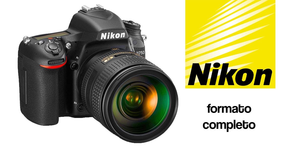 Mejores Precios De C 225 Maras R 233 Flex Nikon De Formato Completo