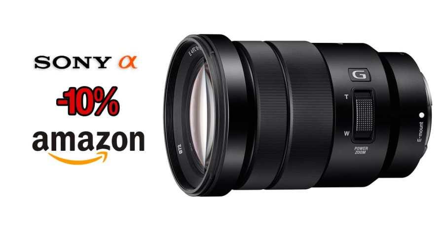 Sony E PZ 18-105mm precio mínimo en Amazon.