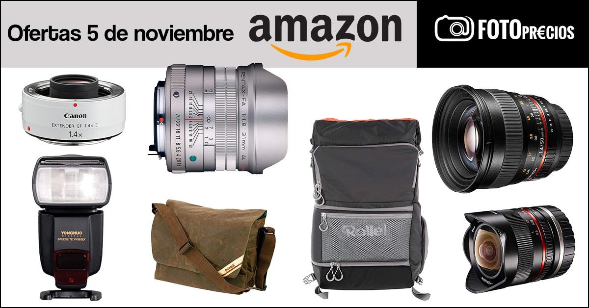Foto-ofertas del 5 de noviembre.