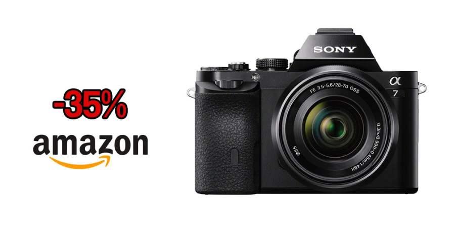 Sony A7 II + 28-70mm oferta