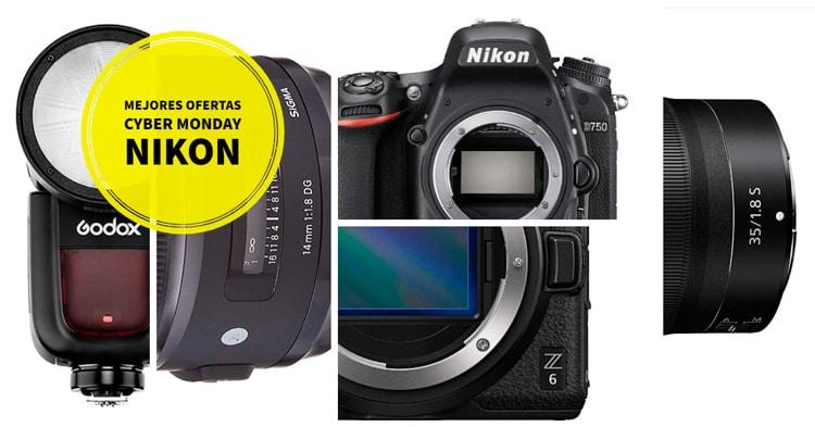 Cyber Monday Nikon.