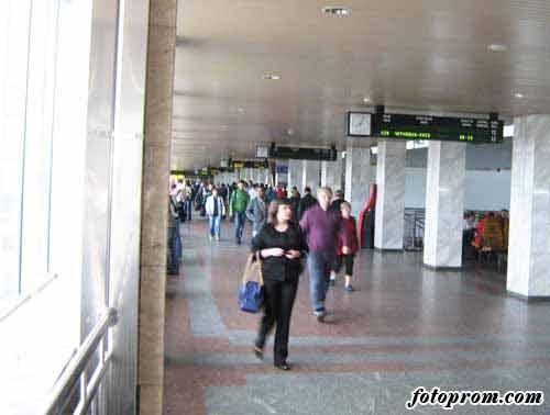 Вокзал «Киев-Пассажирский», фото