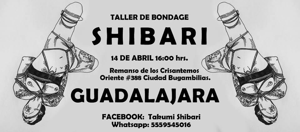 Instituto Mexicano del Shibari se presentará en Guadalajara