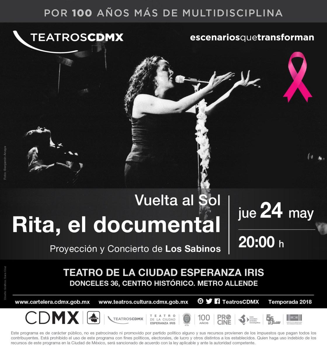 Celebrarán la vida y obra de Rita Guerrero con Vuelta al Sol. Rita, el documental