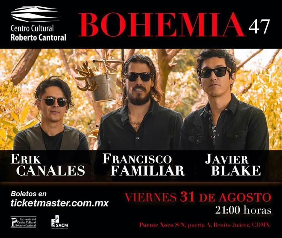 Bohemia 47 en el Cantoral