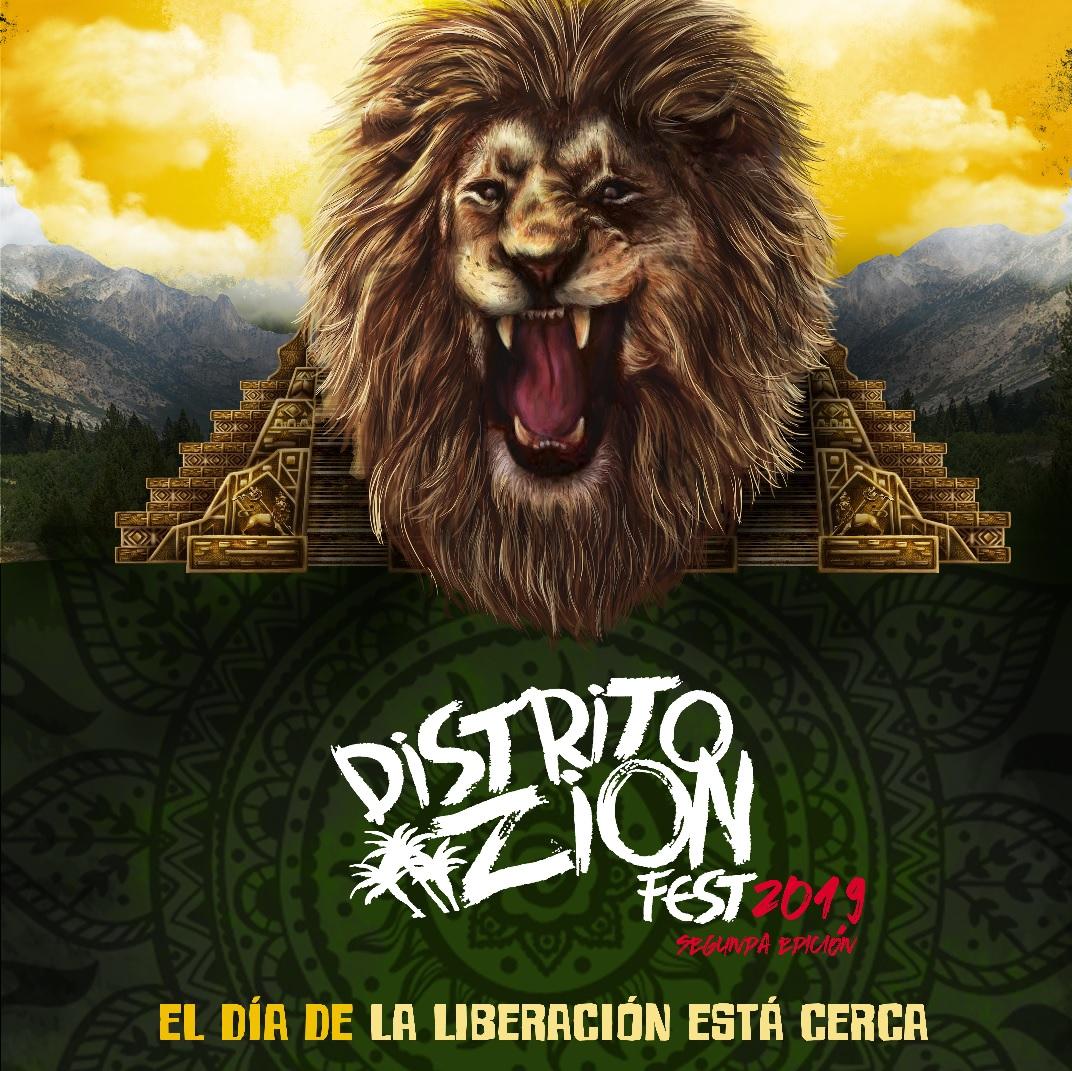 DISTRITO ZION FEST EN SU SEGUNDA EDICIÓN.