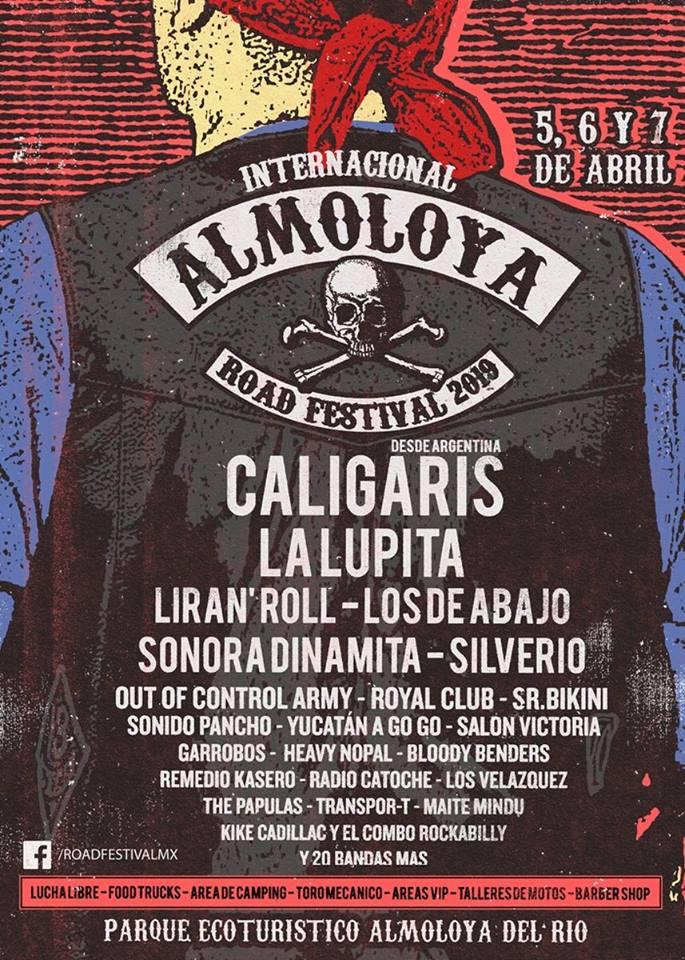 INTERNACIONAL ALMOLOYA ROAD FESTIVAL 2019