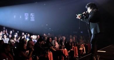El Angel Del Rock en el Auditorio Nacional