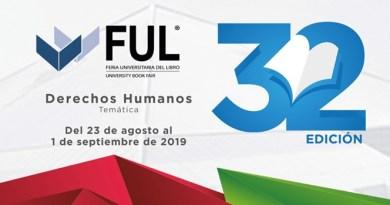 Llegará a Hidalgo edición 32 de la Feria Universitaria del Libro