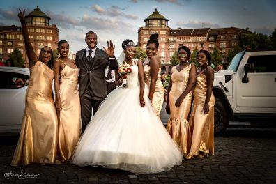 Mannheim, Hochzeit, Good Luck