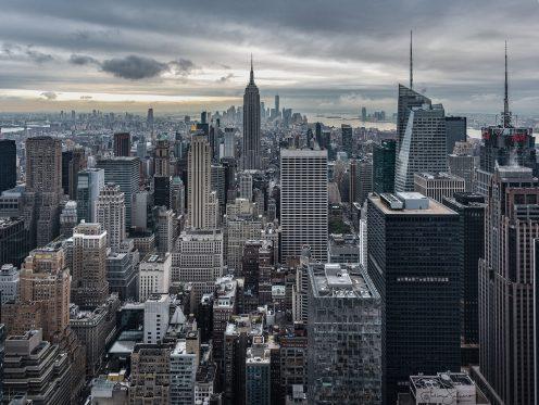 03_NewYork_RL_Blick vom Rockefeller Center DownTown