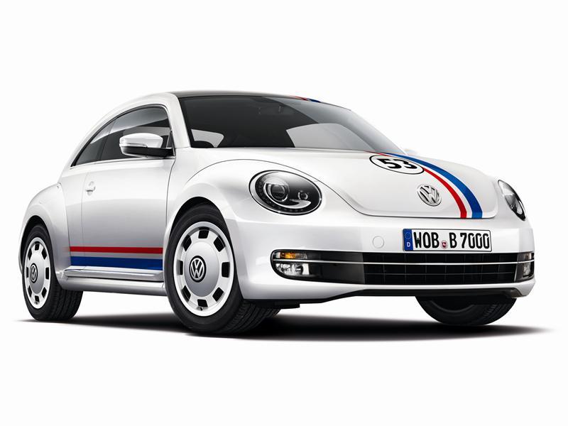 Volkswagen Beetle 53 Edition - Herbie