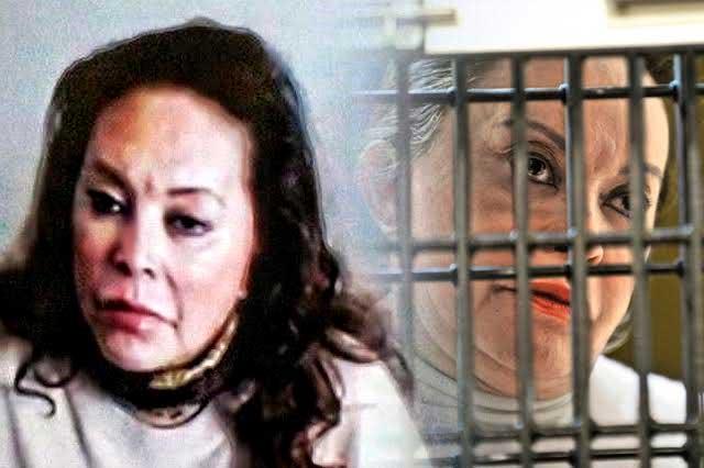 Resultado de imagen para elba esther gordillo en prision