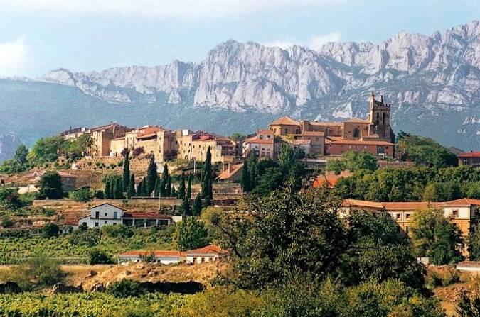 Laguardia, pueblo con mucho encanto en Álava