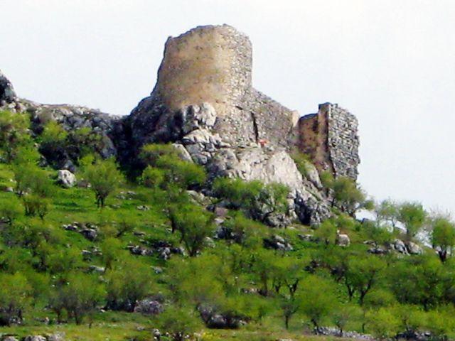 Resultado de imagen de castillo de piñar