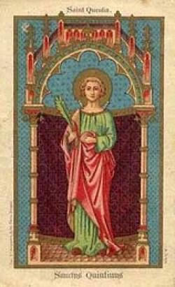 sveti Kvintin - mučenec