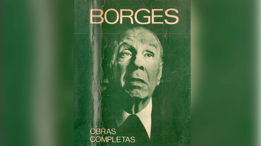 obras de Borges 20190405
