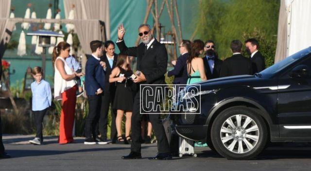Jorge Rial casamiento