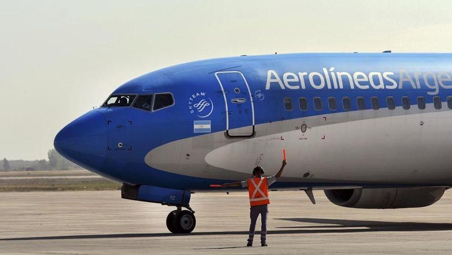 Weekend   Aerolíneas Argentinas planea retomar los vuelos a Uruguay en marzo