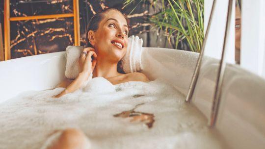 Baño de inmersión: Un ritual con mil y un beneficios