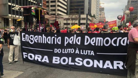 protesta Jair Bolsonaro Brasil g_20211002