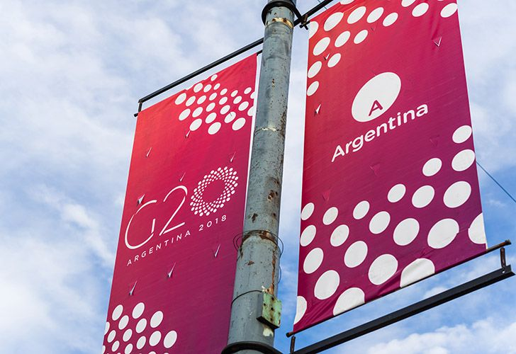 The G20: a broader agenda ups the ante