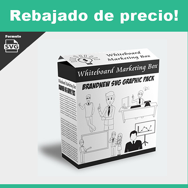 Whiteboard Marketing Box